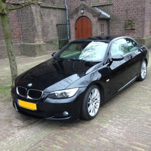 Jan Kempen BMW 320 Cabrio